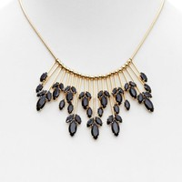 """kate spade new york Care To Dance Spray Necklace, 17"""" 