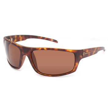 Electric Tech One Matte Mens Sunglasses Tortoise One Size For Men 27774540101