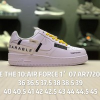 Men's and women's cheap nike shoes Nike Air Force 1 '07