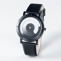 Good Price Trendy New Arrival Great Deal Gift Awesome Designer's Stylish Innovative Strong Character Korean Couple Fashion Watch [10177841607]