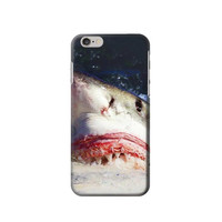 P2384 White Shark Phone Case For IPHONE 6S