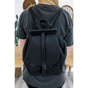 Plymouth Rock Backpack - Black