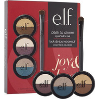 e.l.f. Cosmetics Online Only Desk to Dinner Eyeshadow Set