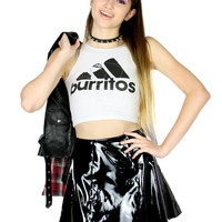 BURRITOS CROP TOP
