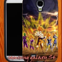 Dragon-Ball-Z-Samsung Case- Iphone Case - cover cases for iphone 5,4,4s and samsung galaxy s2,s3,s4-A18062013-25