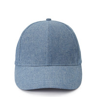 Classic Chambray Baseball Hat