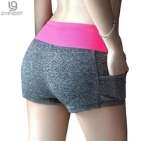 Summer Elastic Waist Sporting Shorts