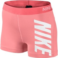 Nike Women's Pro Core Logo Compression Shorts - Dick's Sporting Goods
