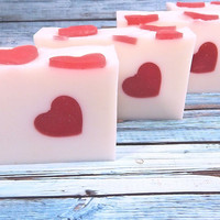 Red Hibiscus Soap
