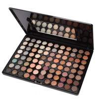 88 Color Warm Eyeshadow Palette Set