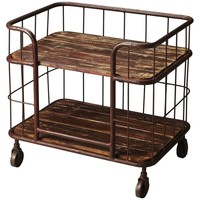 Industrial Chic Rogue Side Table