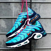 Nike Air Max Plus Air cushion leisure running shoes