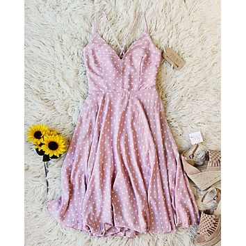 Sunflower Dress in Pink