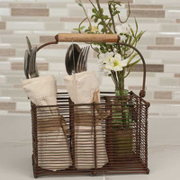 Divided Cutlery Caddy