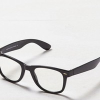 AEO Women's Black Icon Glasses (Black)