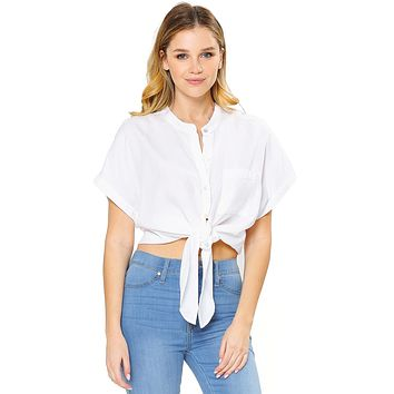 Aria Button Down