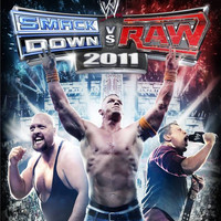 WWE SmackDown vs. Raw 2011 - Wii (Game Only)