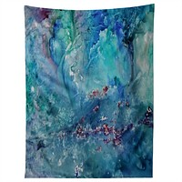 Rosie Brown Diver Paradise Tapestry