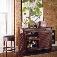 Forsyth Double Bar Cabinet