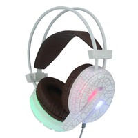 Professional Gaming Headset LED Light High Bass Noise Cancelling Headphone with Microphone