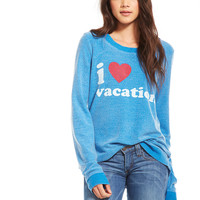 CHASER- I HEART VACATION-POOL-XS