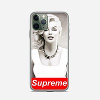 Marilyn Monroe Quote, Give A Girl The Right Shoes iPhone 11 Pro Max Case