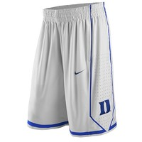 Nike College Authentic Basketball Shorts - Men's