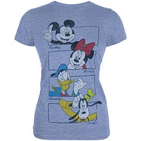 Disney - Peek A Boo Juniors T-Shirt