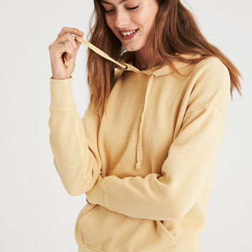 AE Lived & Loved Hoodie, Yellow