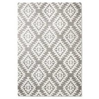 Area Rug Sahara Gray 7'X10' - Threshold™ : Target
