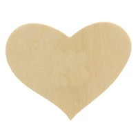 Folk Art Heart Wood Cut-Outs | Shop Hobby Lobby