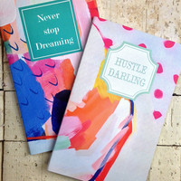 "May Designs ""Quote"" Notebook"