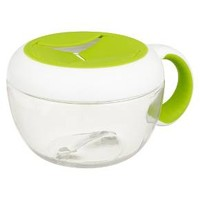OXO Tot Flippy Snack Cup with Travel Cov