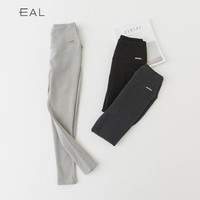 Korean Leggings Cotton High Waist Ladies Cropped Pants [9022913799]