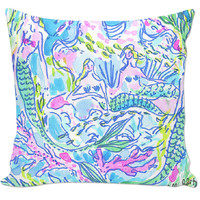 Lilly Pulitzer Pillow