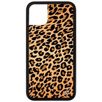 Leopard iPhone 11 Case | Gold
