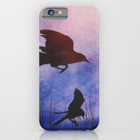 Learn to Fly iPhone & iPod Case by Olivia Joy StClaire