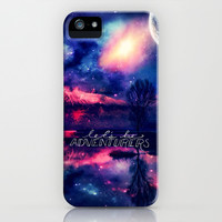Let's be adventures - for iphone iPhone & iPod Case by Simone Morana Cyla
