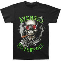 Avenged Sevenfold Men's  Born For War T-shirt Black