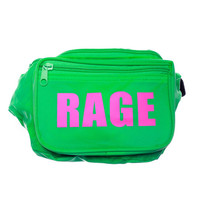 Rage Like It's Freshman Fall Fanny Pack