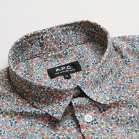 CNCPTS / A.P.C. Summer Shirt (Multicolored)