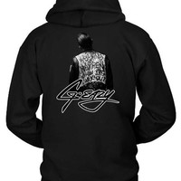 DCCKL83 G Eazy When Its Dark Out Cover With Logo Hoodie Two Sided