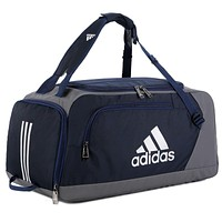 Adidas Women Fashion Leather Shoulder Bag Travel Bag Handbag Backpack