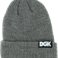 DGK Classic II Beanie Athletic Heather
