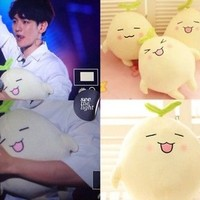 KPOP EXO EXO-K Baekhyun Mandala Stuffed Toy Plush Doll Cute Lovely Pillow