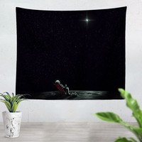 Space Chill Tapestry