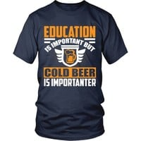 Cold Beer Is Importanter