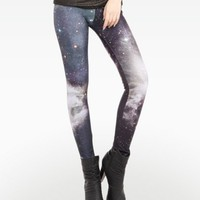 Dark Galaxy Leggings : Comfortable Legging Pants