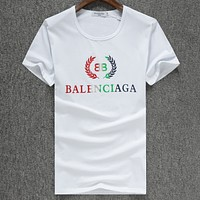Balenciaga Casual Simple Men Short Sleeve Top Tee