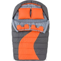 Ozark Trail 20F degree Cold Weather Double Mummy Sleeping Bag - Walmart.com